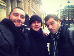LGB Trio