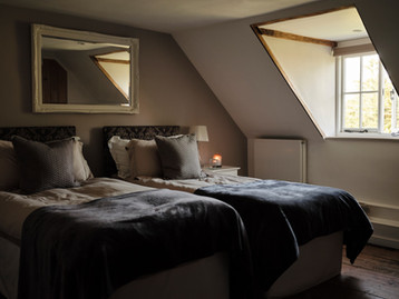 Bedroom in the Farmhouse