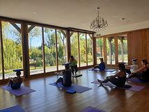 Pilates in Haybarn Studio