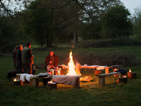 EXCLUSIVE EVENT: Dining with Nightingales