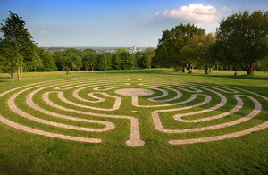 The Spiral Path of Healing