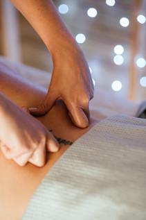 Spa Calming Massage