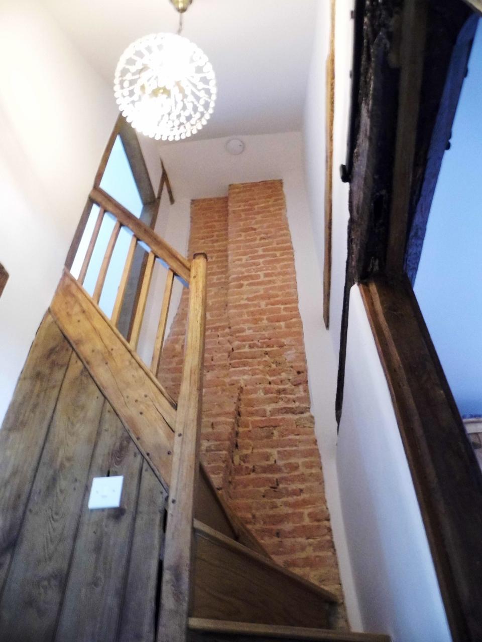 Elizabethan Staircase