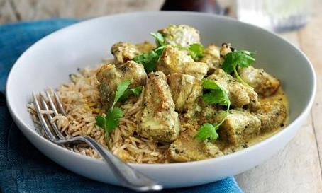 Green Farm Pheasant Curry