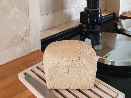Green Farm Homemade Bread