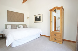 The Cow Shed Bedroom