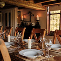 The Farmhouse dining experience