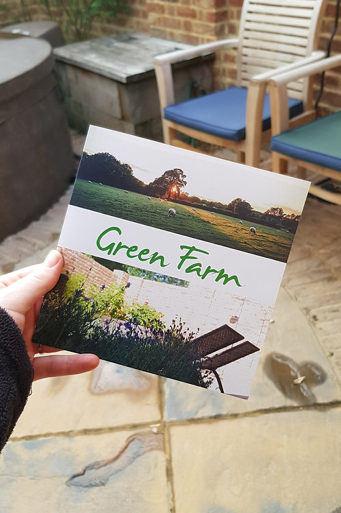 £25 Gift Card for The Spa at Green Farm