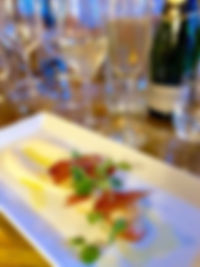 Private dining & other catering at Green