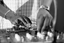 DJ Eric Visa adds even more cowbell