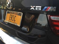 2014 BMW X6M