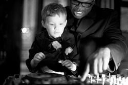 DJ Eric Visa mentors the young :)