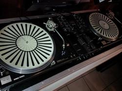 Technics 1210-M5G + Pioneer DJM-909