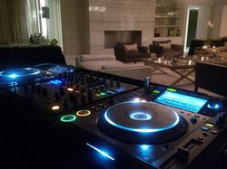 DJ Eric Visa @ Fisher Island, Miami