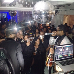 P. Diddy and Fabolous live on stage!