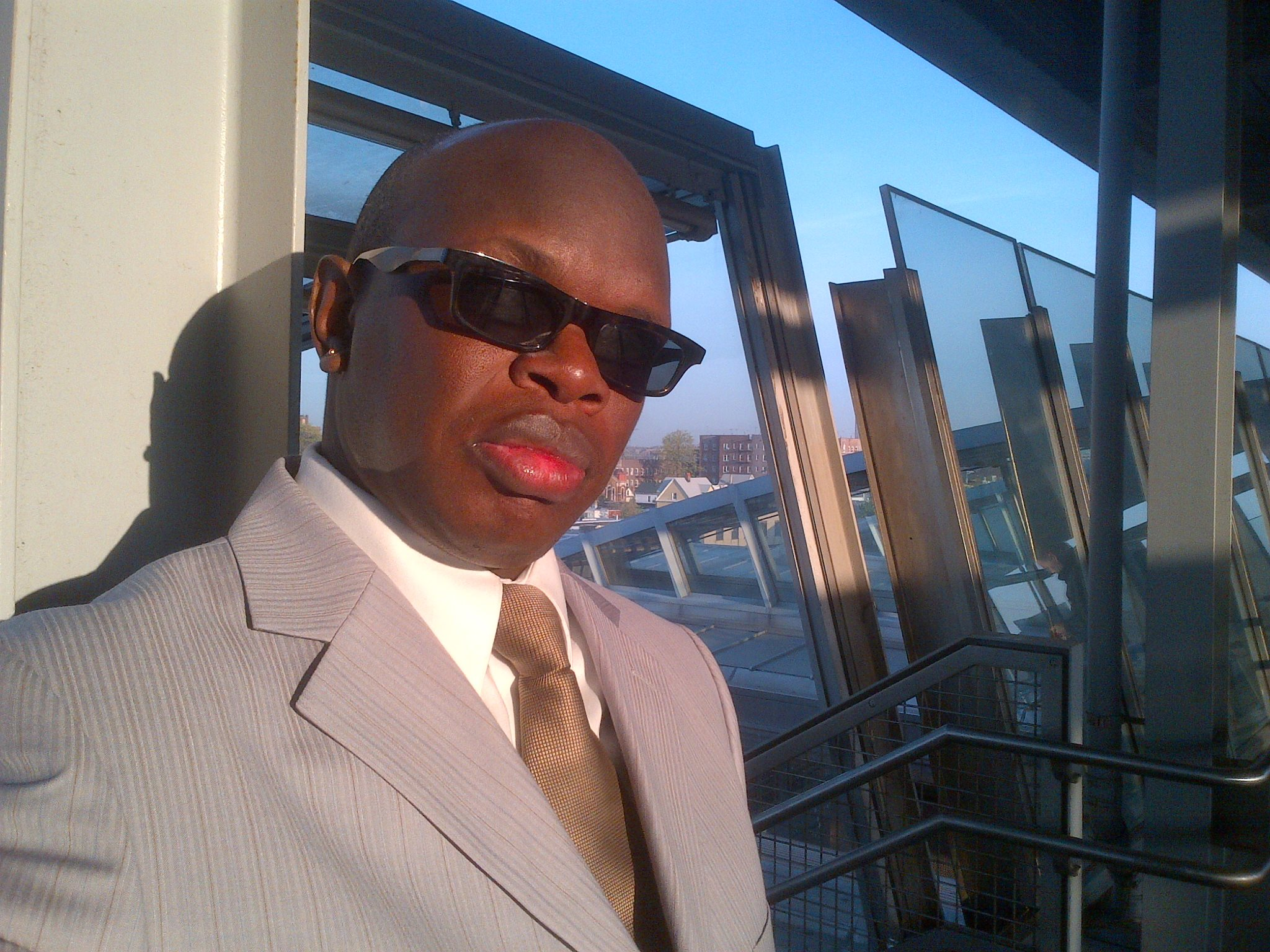 DJ Eric Visa @ Jamaica LIRR