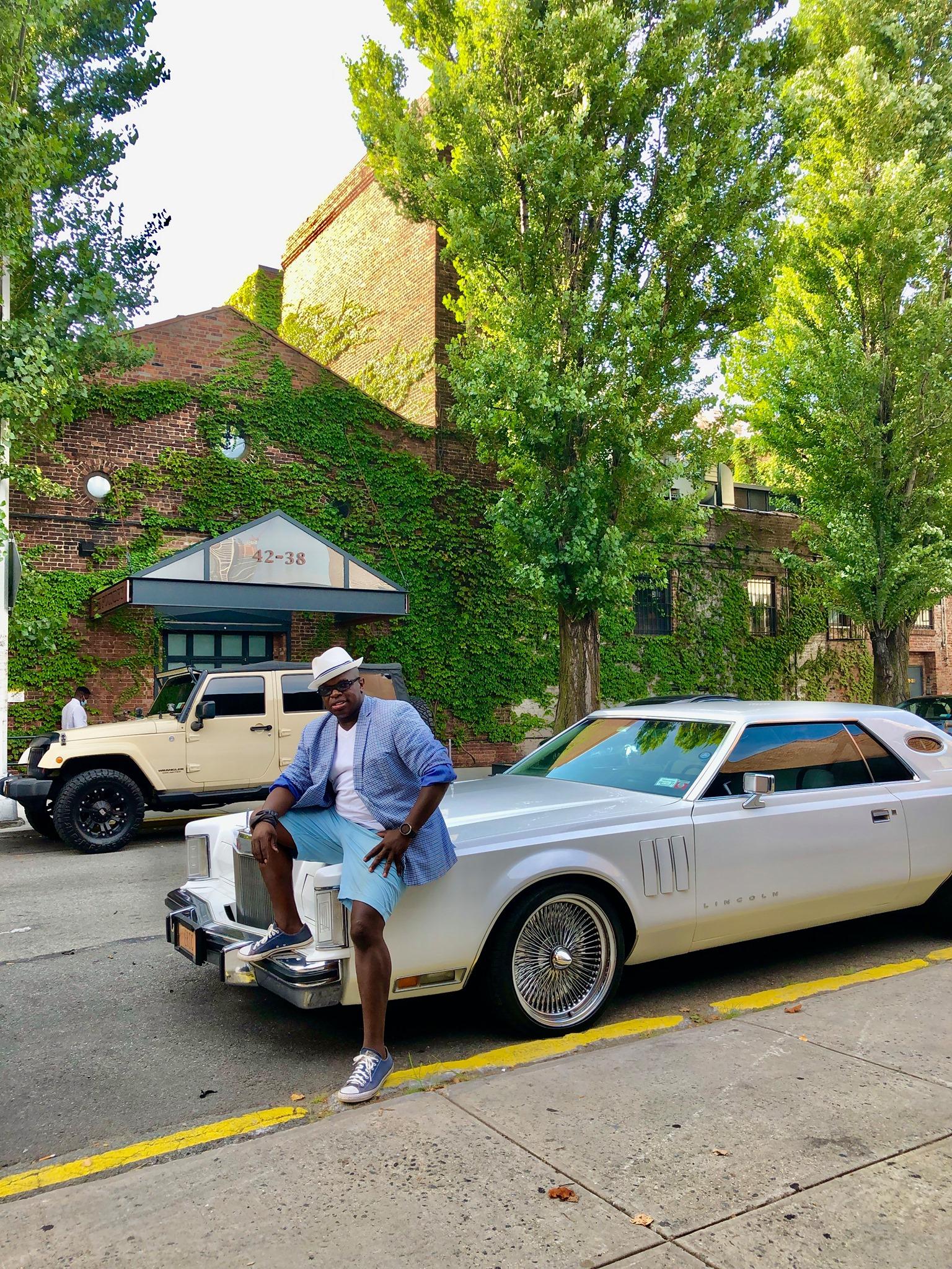 Rollin' in my '77...