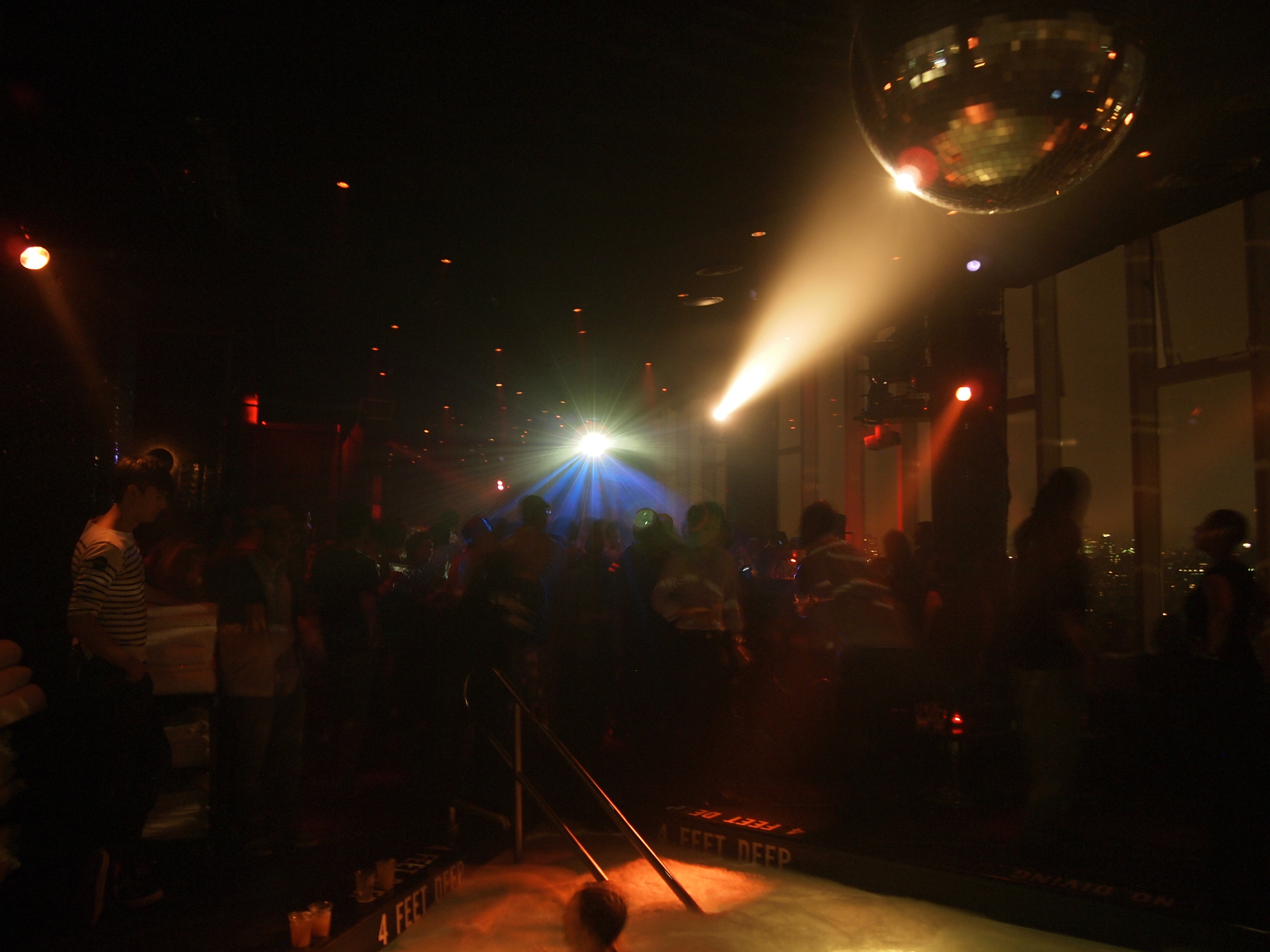 Le Bain club nights, NYC