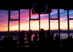 Le Bain sunsets, NYC