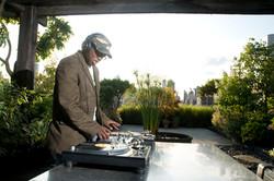 DJ Eric Visa at The Garden
