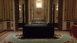 DJ Eric Visa with Bose L1 Model II