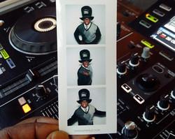 Eric Visa, the non-wedding DJ