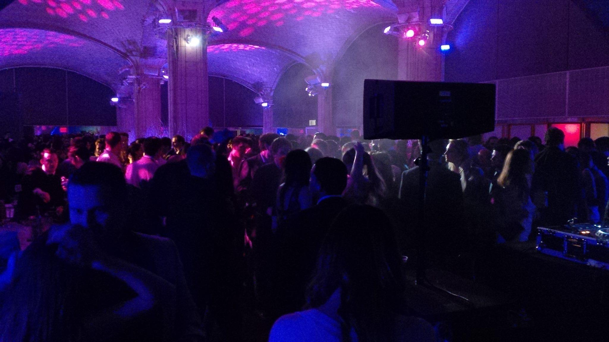 DJ Eric Visa @ Guastavinos, NYC