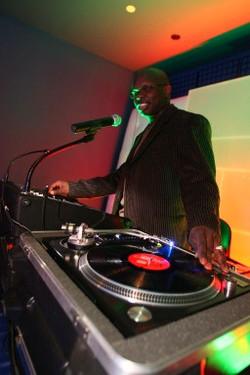 DJ Eric Visa @ Bizbash