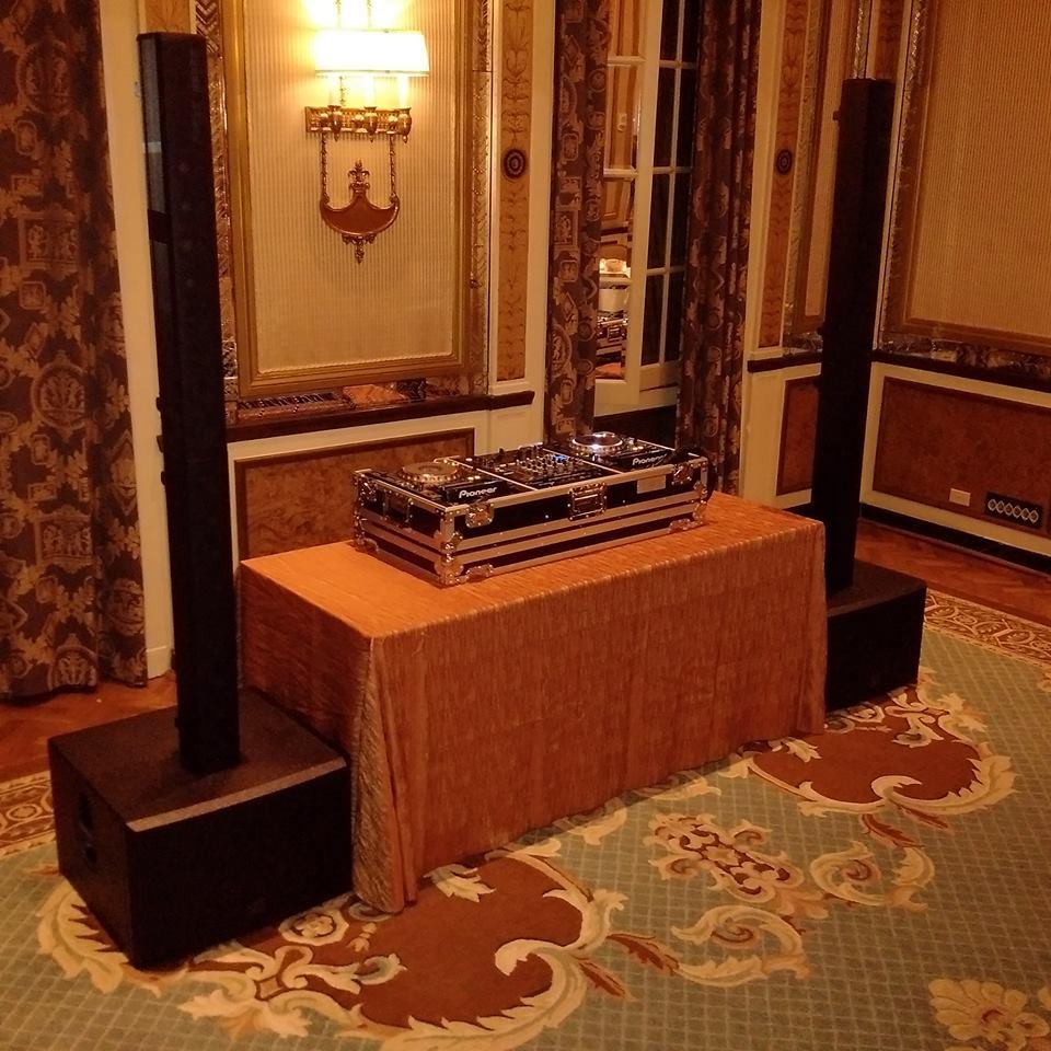 DJ Eric Visa @ Astoria=Waldorf