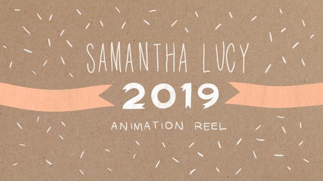 2019 Animation Demo Reel