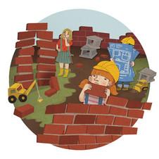 Mud and Bricks