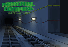 Paranormal Identifiers Background