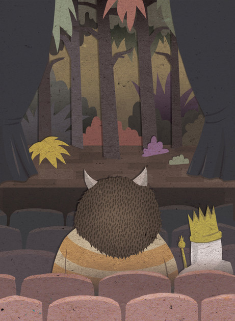 Where the Wild Things Watch