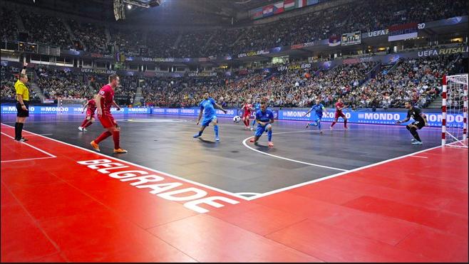 Zusatzpflichtbelehrung: Futsal
