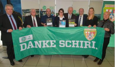 Ehrenamtstag FV Rheinland
