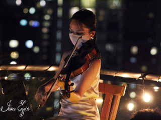 The Masked Violinist