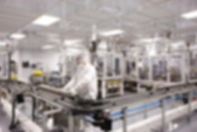 Battery Pack Manufacturing Production Facility