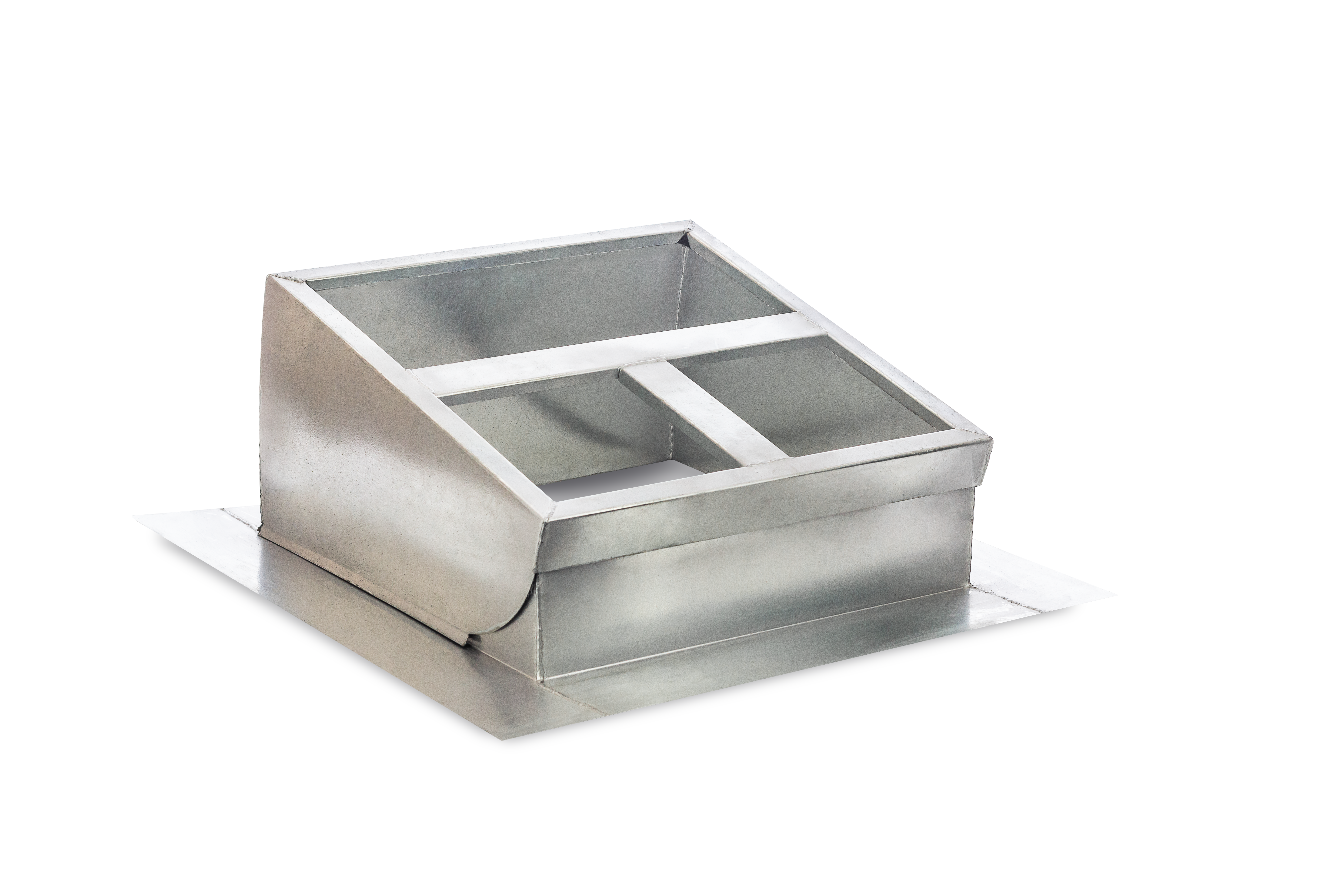 Adjustable Curb Sheet metal