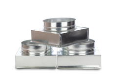 ceiling boxes stainless steel