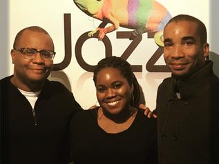 Duo with Zara McFarlane Live at Jazz FM HQ