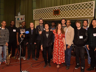 Live from Maida Vale with Jamie Cullum on BBC Radio 2
