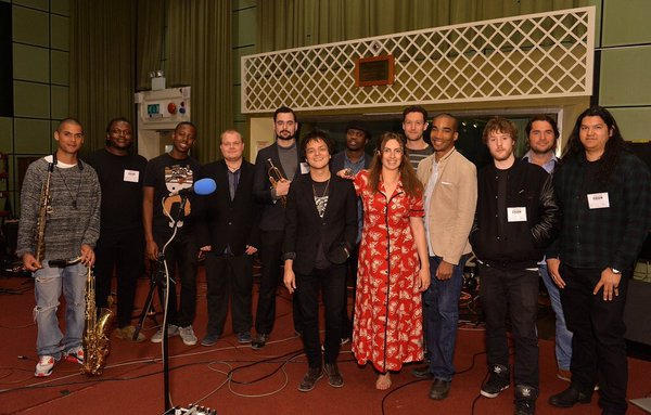 Maida Vale broadcast on Jamie Cullum's Radio 2 Show