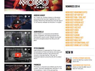 MOBO award nomination