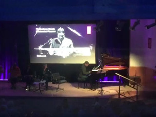 Celebrating Thelonius Monk at the British Library