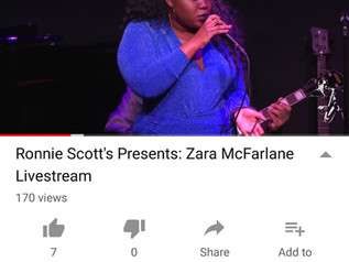Live Stream from Ronnie Scott's Jazz Club