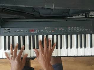 'All the things you are' Solo piano version