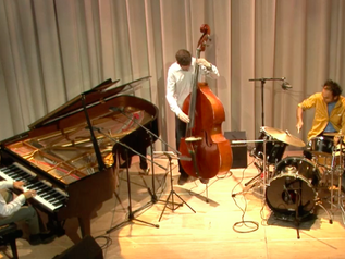 Vintage trio footage from Jazz and Blues TV