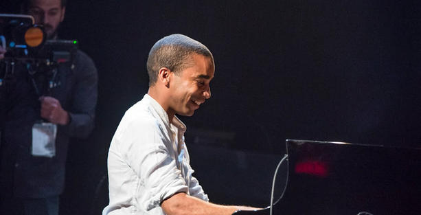 Peter Edwards Trio Live at Montreal Jazz Festival