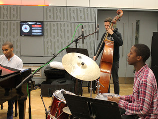 Live Broadcast on BBC Radio 3's In Tune