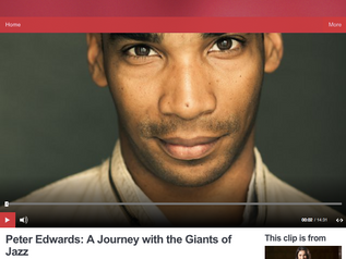 Broadcast of 'A Journey with the Giants of Jazz' on Radio 3 in Concert